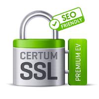 Certyfikat, Premium SSL, Certyfikat SSL, Tworzenie stron internetowych